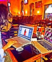 Me editing me